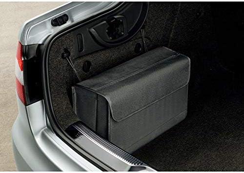 Skoda Dmk770003 Kofferraumtasche Aufbewahrungstasche Tasche Schwarz Auto