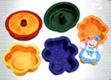 Kitchenaid Traditional Silicone Baking Molds
