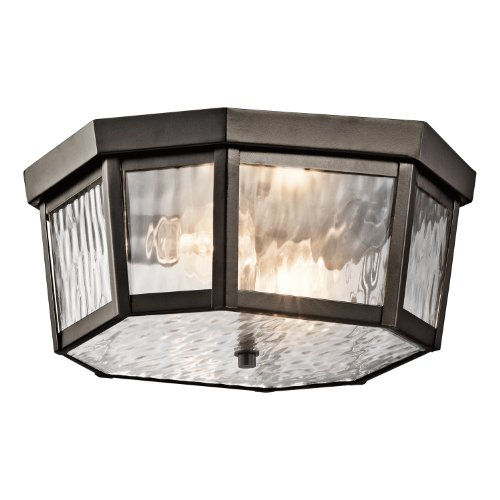 Colonial Hanging Porch Light - 7