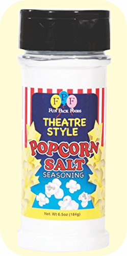 Dean Jacob's Theatre Salt Popcorn Seasoning ~ 6.5 oz.