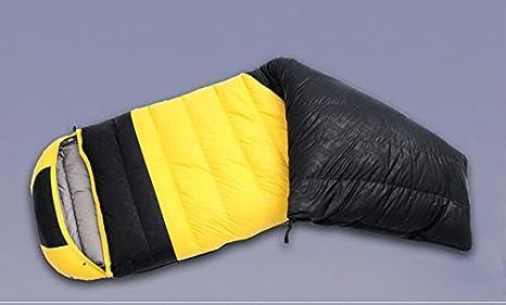 ZHANGYUSEN saco de dormir grueso y super cálido impermeable saco de dormir, saco de dormir