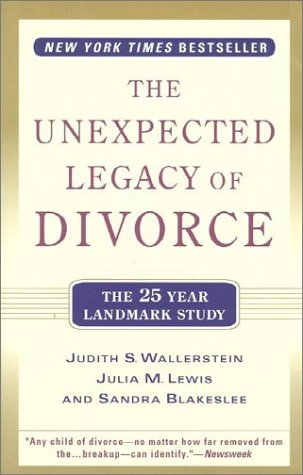 Download The Unexpected Legacy of Divorce: The 25 Year Landmark Study pdf epub