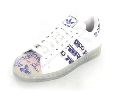 adidas Chaussures Superstar clr w - taille 40 2/3: Amazon.fr ...