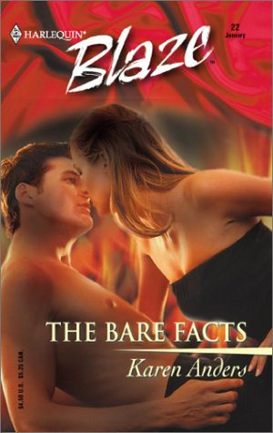 book cover of The Bare Facts