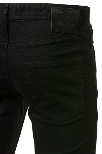 JACK & JONES Jeans Herren Denim Größe W27/L32 12089472 zerissen Knie kaputt