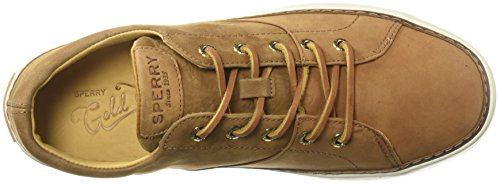Sperry Tan Sider Sneaker Top Nautical Cup Gold Haven CqaCZS