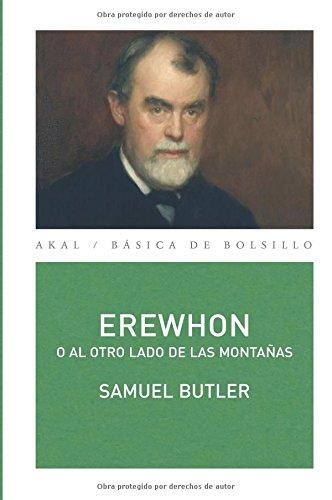 Descargar Libro Erewhon: O Al Otro Lado De Las Montañas Samuel Butler