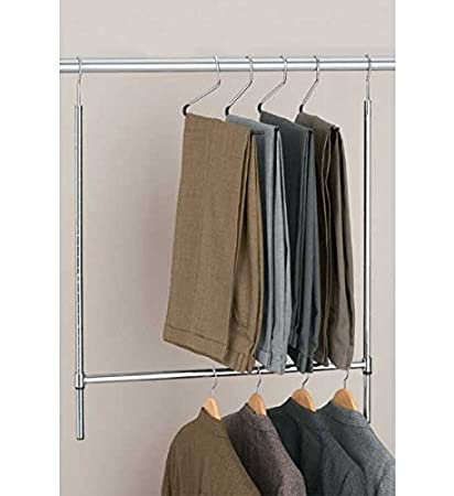 Richards Homewares Commercial Grade Closet Doubler Rod
