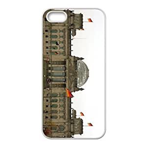 Reichstag Germany_ Hight Quality Case for Iphone 5s