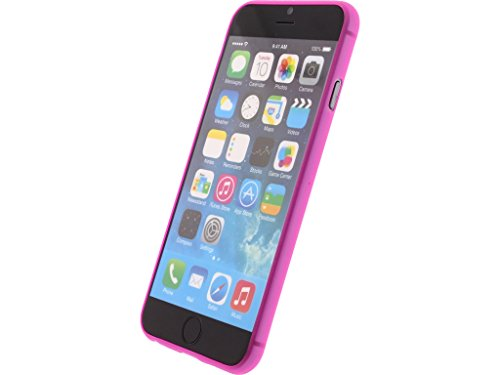 Mobilize Gelly Case Ultra Thin Apple iPhone 6 Neon Fuchsia