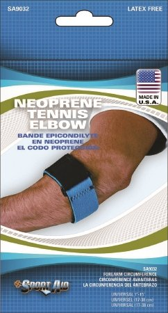Scott Specialties Sport-Aid Elbow Support - SA9032 BLU UNEA - 1 Each / Each