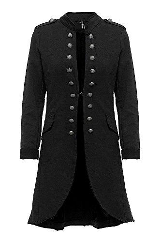 Blazer Black Xxxl Military nbsp; donna Blogger xxl S Giacca per Admiral Madonna vwPU5fq