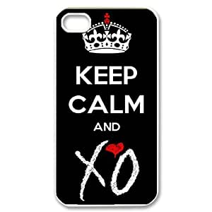 IMISSU The Weeknd XO Phone Case for iPhone 4/4S