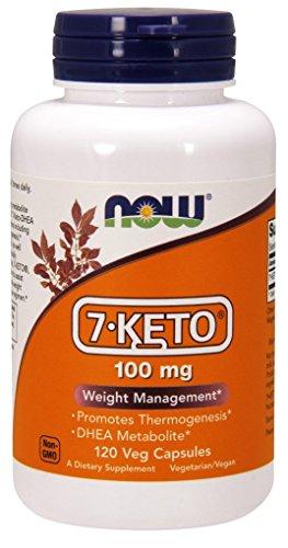 Maintenant les aliments 7-Keto(R) Veg Capsules,