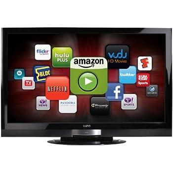 VIZIO XVT373SV 37-Inch Full HD 1080P LED LCD HDTV with VIA Internet Application, Black