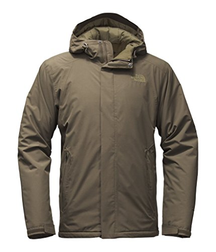 The North Face Men's Inlux Insulated Jacket New Taupe Green Outerwear