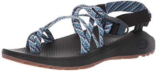 Chaco Women's Zcloud X2 Sport Sandal, Pivot Navy, 8 M US