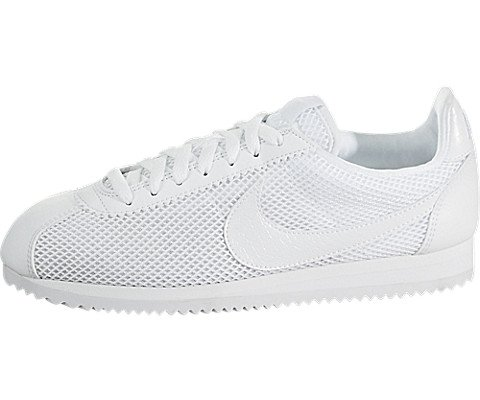 Pictures of NIKE Womens Classic Cortez Prem Running Trainers 1