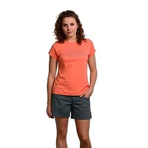 Blurr Women's Myra Shorts, Charcoal, 2