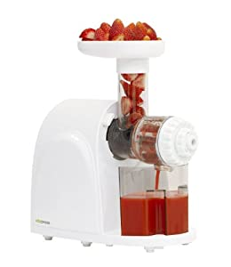Big Boss Cold Press Heavy Duty Slow Masticating Juicer : but I feel like for the price it does exactly what I want