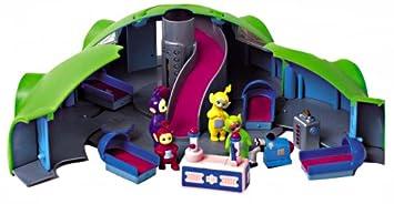 Golden Bear Teletubbies Home Hill Playset Amazon Co Uk Toys Games