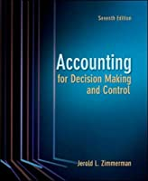 Accounting for Decision Making and Control, 7th Edition Front Cover