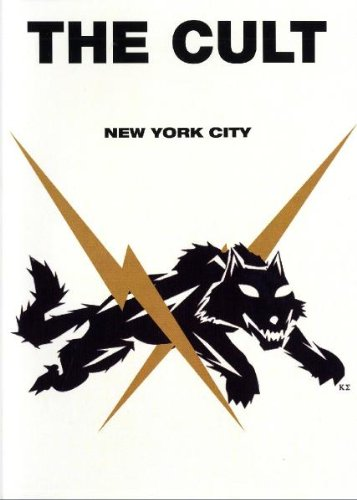 The Cult: Irving Plaza, New York - Irving Plaza