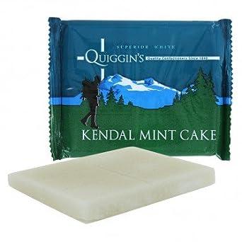 Quiggins White Kendal Mint Cake - 85g