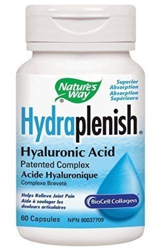 Natures Way Hydraplenish 60 Capsules. Pack of 16 bottles