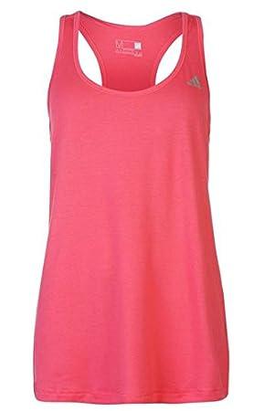 adidas Prime Tank Camiseta sin Mangas, Mujer, Rosa, M: Amazon.es: Deportes y aire libre