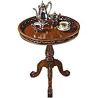 Design Toscano Lady Wentworth Pie Crust Tea Table