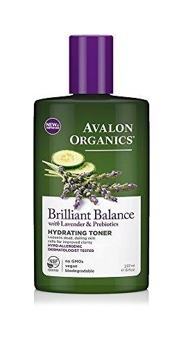 Avalon Organics Hydrating Toner Lavender -- 7 fl oz