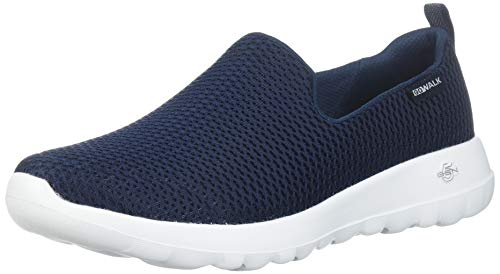 Skechers Performance Women's Go Walk Joy Walking Shoe,navy/white,8.5 M ()
