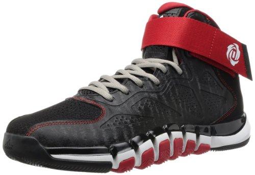 Adidas Rose D Chaussures De Dominer Derrick Basket-ball Entra?neurs Des Espadrilles Noires