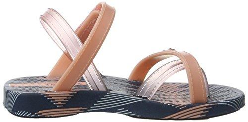 Ipanema Ipanema Fashion V Sand Baby - Botas de senderismo Bebé-Niños Mehrfarbig (blue/pink)