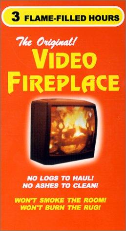 Amazon Com 3 Hour Original Video Fireplace Vhs Steve Siporin