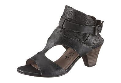 best website ea738 ab37f Tamaris Damen Sandaletten Now. - Sandalette (Black) 1 -1 ...