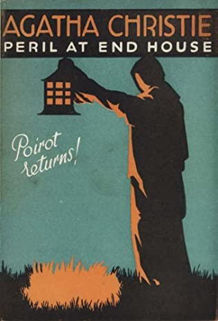 book cover of Peril at End House