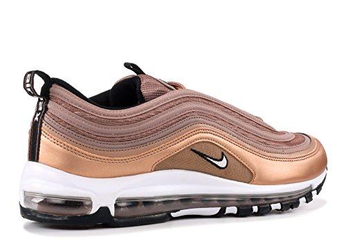 Nike Air Max 97, Scarpe da Ginnastica Uomo Beige (Desert Dust/White/Mtlc Red Bronze/Black)
