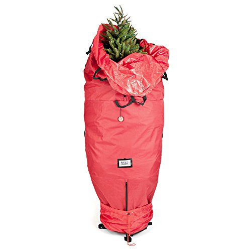 Santa's Bags SB-10100 6-9-Foot Upright Tree-Storage Bag -