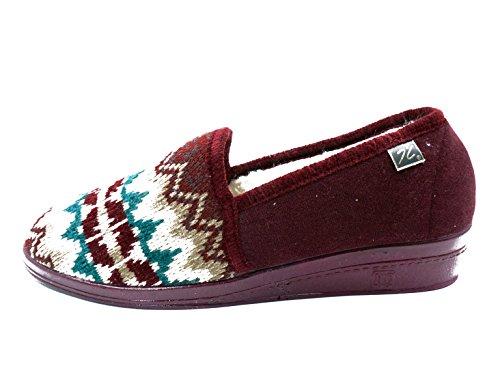 Bordeaux 61 Y Cutillas Pantofole Doctor Donna 57 9444 0xTEO