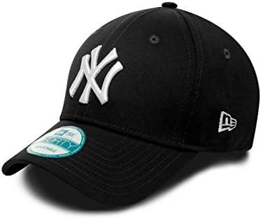 online store 83de6 32673 New Era Boy s K 940 MLB Bas New York Yankees Cap - Black White, One Size  New  Era  Amazon.co.uk  Sports   Outdoors