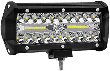 Leetop 4X 72W LED Zusatzscheinwerfer IP67 Wasserdicht Light Bar 12V 24V LED Arbeitsscheinwerfer Offroad Auto LED Scheinwerfer Arbeitslicht