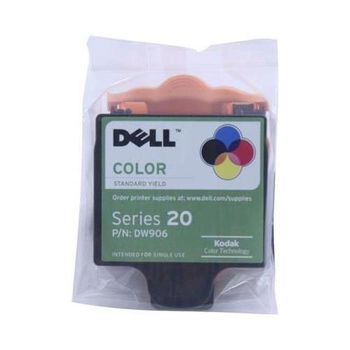 Dell DW906 OEM Ink - (Series 20) P703w Color Ink (OEM# 330-2116 330-2396) (338 Yield)