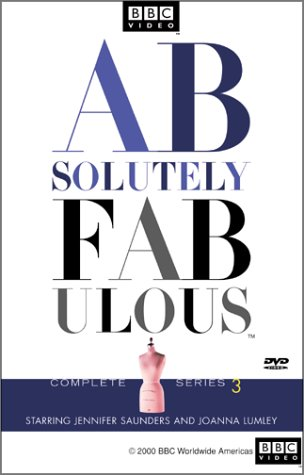 Absolutely Fabulous - Complete Series 3 -