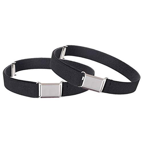 [해외]LitLife 아동용 유아용 벨트 소년 소녀용 학교 유니폼 벨트 아기 탄성 조절 가능한 드레스 스트레치 벨트 실버 버클 / LitLife Kids Toddlers Belt, School Uniform Belt for Boys Girls, Baby Elastic Adjustable Dress Stretch Belt with Silver B...