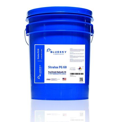 BlueSky Stratus FG-68 - 5 gal. - Hydraulic Grade Food Oil