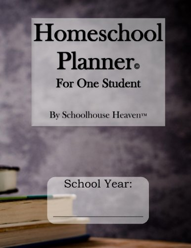 Homeschool Curriculum - Homeschool Planner: For One Student
