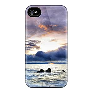 (EZY40894EfgJ)durable Protection Cases Covers For Iphone 6plus(beautiful Cloudy Skies Over Sea)