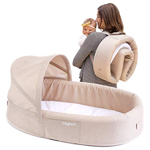 Big Save! Bassinet to-Go: Pink, Blue, Natural (Oat)